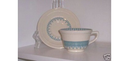 Anchor Hocking Shenago Cup &  Saucer Set