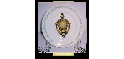Avon Door Knocker Wedgwood collectible plate
