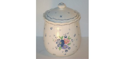 Nikko Provincial Designs Canister 6 Inch