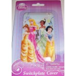 Disney Princess Light Switch Cover Plate Cover New in Package