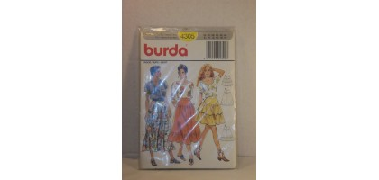 Burda 4305 Rock Jupe  Skirt Pattern New and Uncut