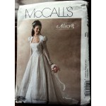 McCalls Pattern M4713 Wedding gown Alicyn exclusive