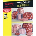 Simplicity 2753 Sewing Patterns for Dummies  KITCHEN APPLIANCE COVERS Pot holders and Mitt