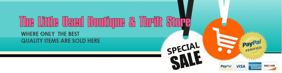 Little Used Store Online Thrift & Boutique